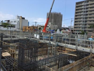 写真3.基礎工事の状況②
