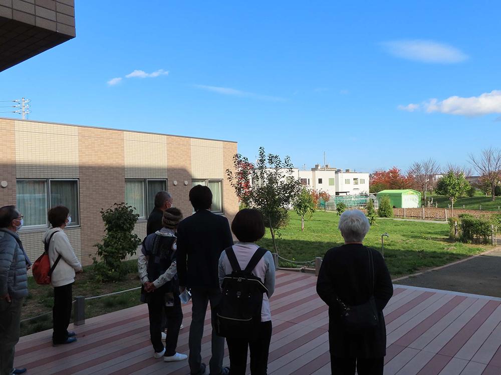 介護施設見学ツアーの写真3