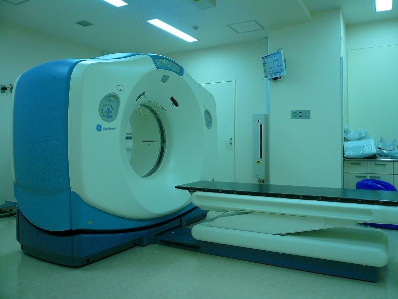 【放射線治療計画用CT】