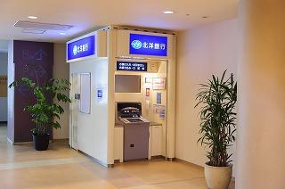 ATM(北洋銀行)